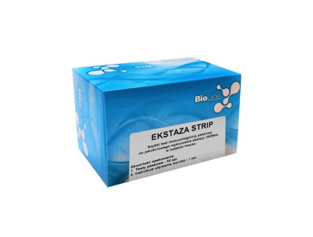 Ekstaza - test narkotykowy z moczu - BioLine Ekstaza Strip -  test paskowy o czułości 500 ng/ml