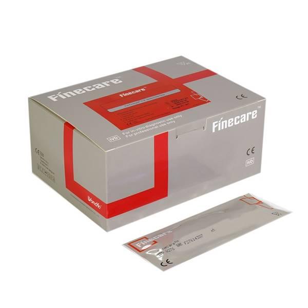 T4 (Thyroxine) FINECARE™ 25 szt. - FIA METER - szybki ilościowy test immunofluorescencyjny